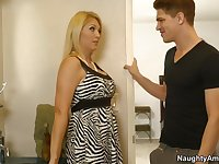 Charlee Chase & Bruce Venture in My Friends Hot Mom