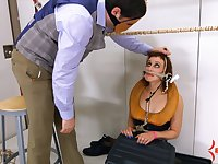 BDSM and a slave role is amazing experience for Mistress Margot