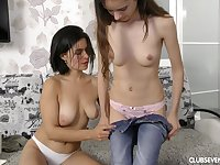 Lucy U wants nothing more than to play with her sweet friend