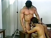 Amateur Brazil Couple Fuck Hard