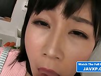Asian Mature Fucks Her Stepson - asian