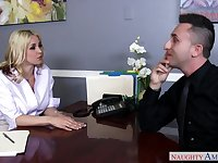Sarah Vandella - Naughty Office